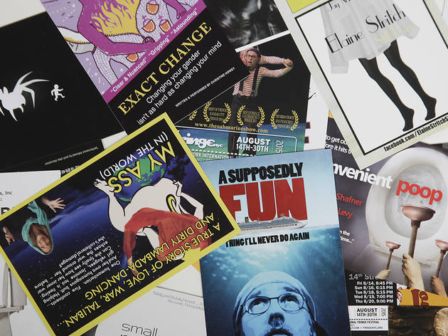28 shows to check out at the Fringe Festival (2015)