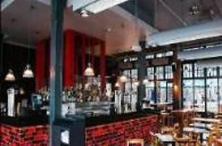 SMITHS Spitalfields Ground Floor Cafe