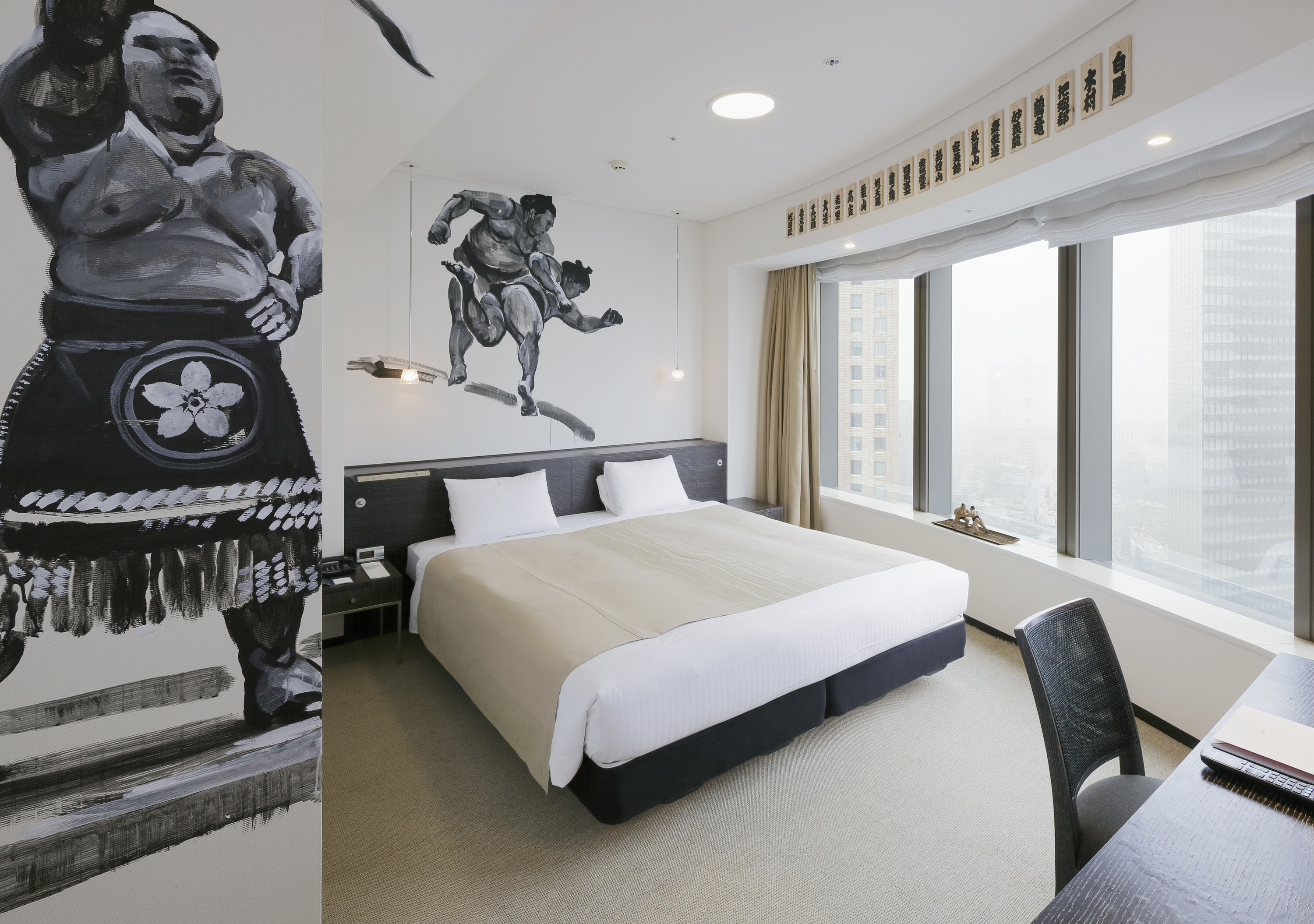 Quirkiest hotel rooms in tokyo time out tokyo for Design hotel tokyo