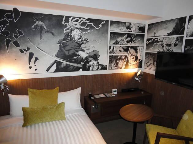 Hotel Mets Shibuya: Art Box | Time Out Tokyo
