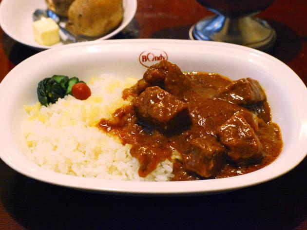 Curry in Jinbocho