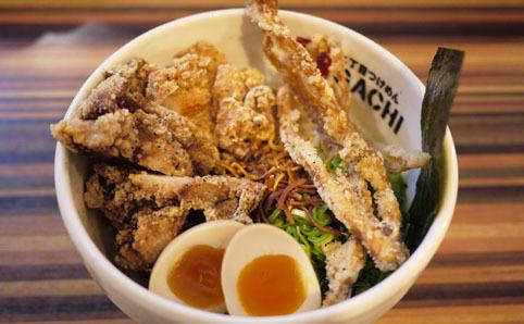 2-Chome Tsukemen Gachi: 'Mazesoba DX'