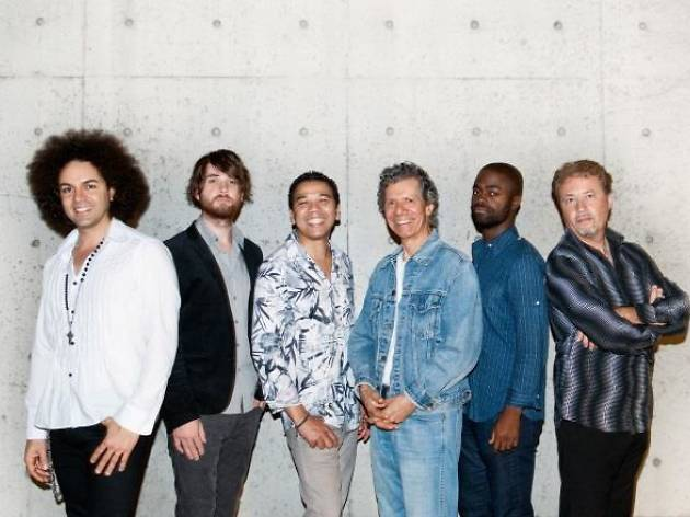 47th Voll-Damm Festival Internacional de Jazz de Barcelona: Chick Corea & The Vigil