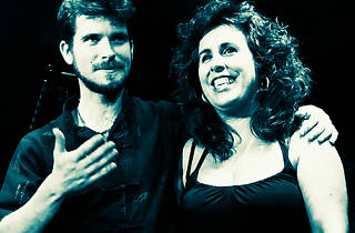 Celeste Alías & Marco Mezquida
