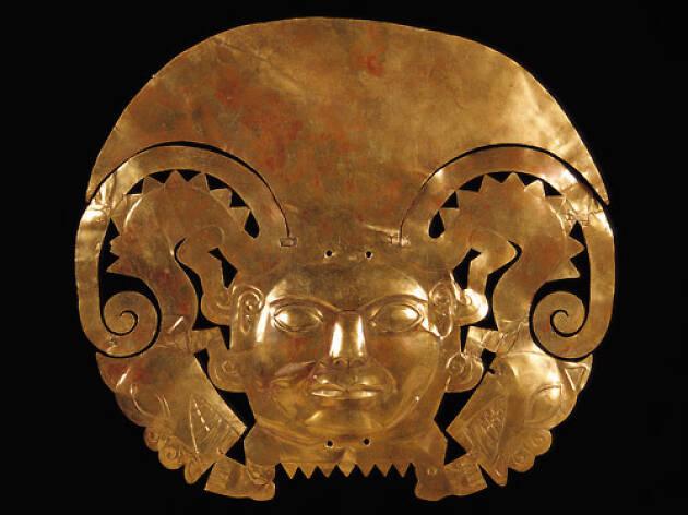 El arte mochica del antiguo Perú
