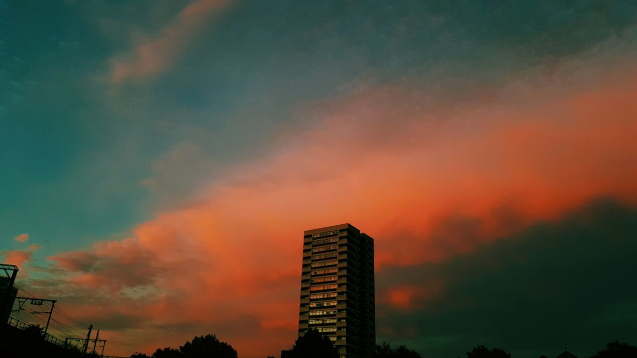 41 glowing photos of London at sunset