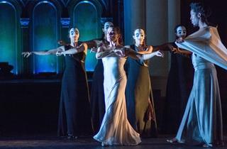 Noche Flamenco's Antigona