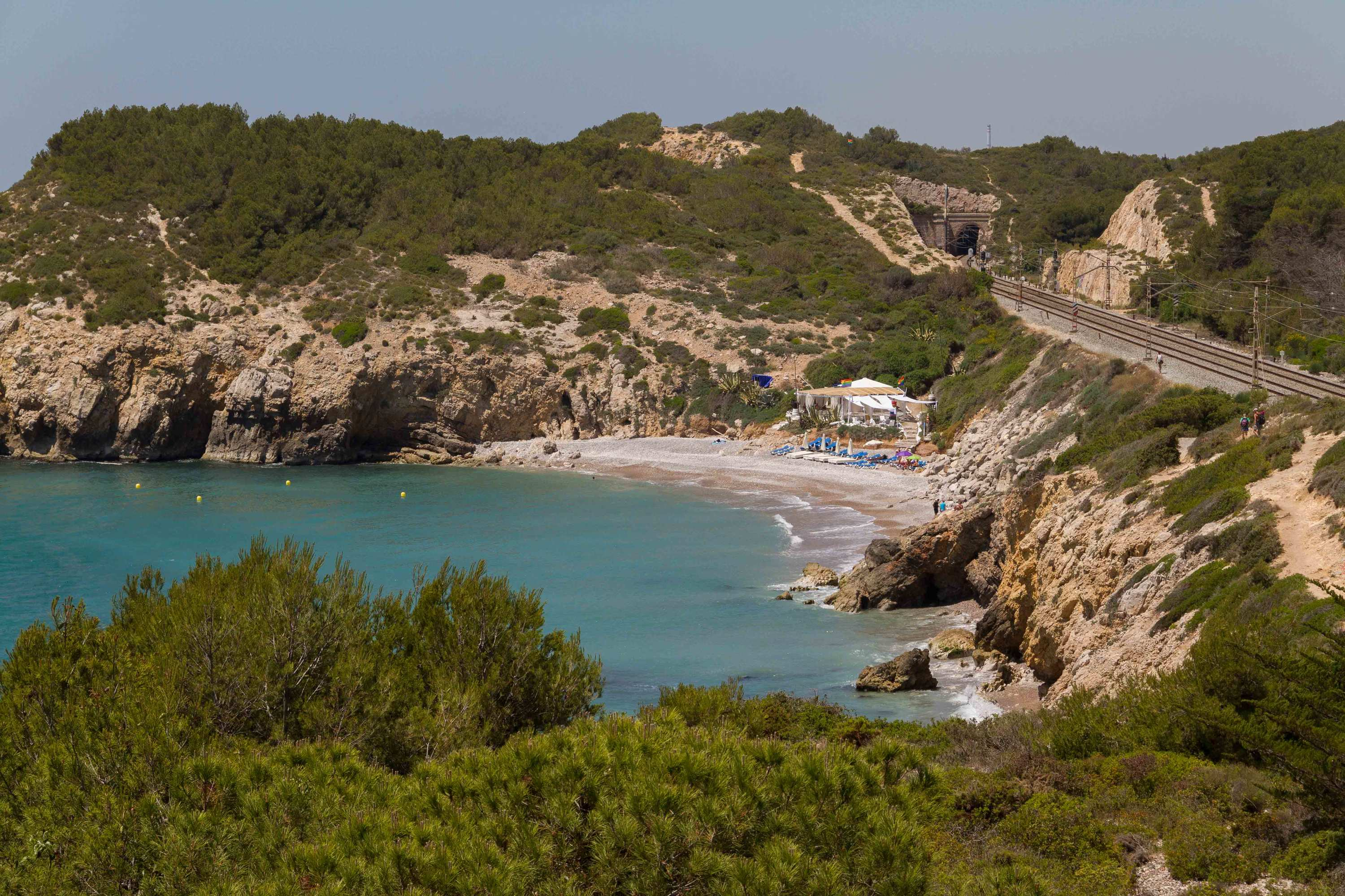 Top 10 beaches in Catalonia