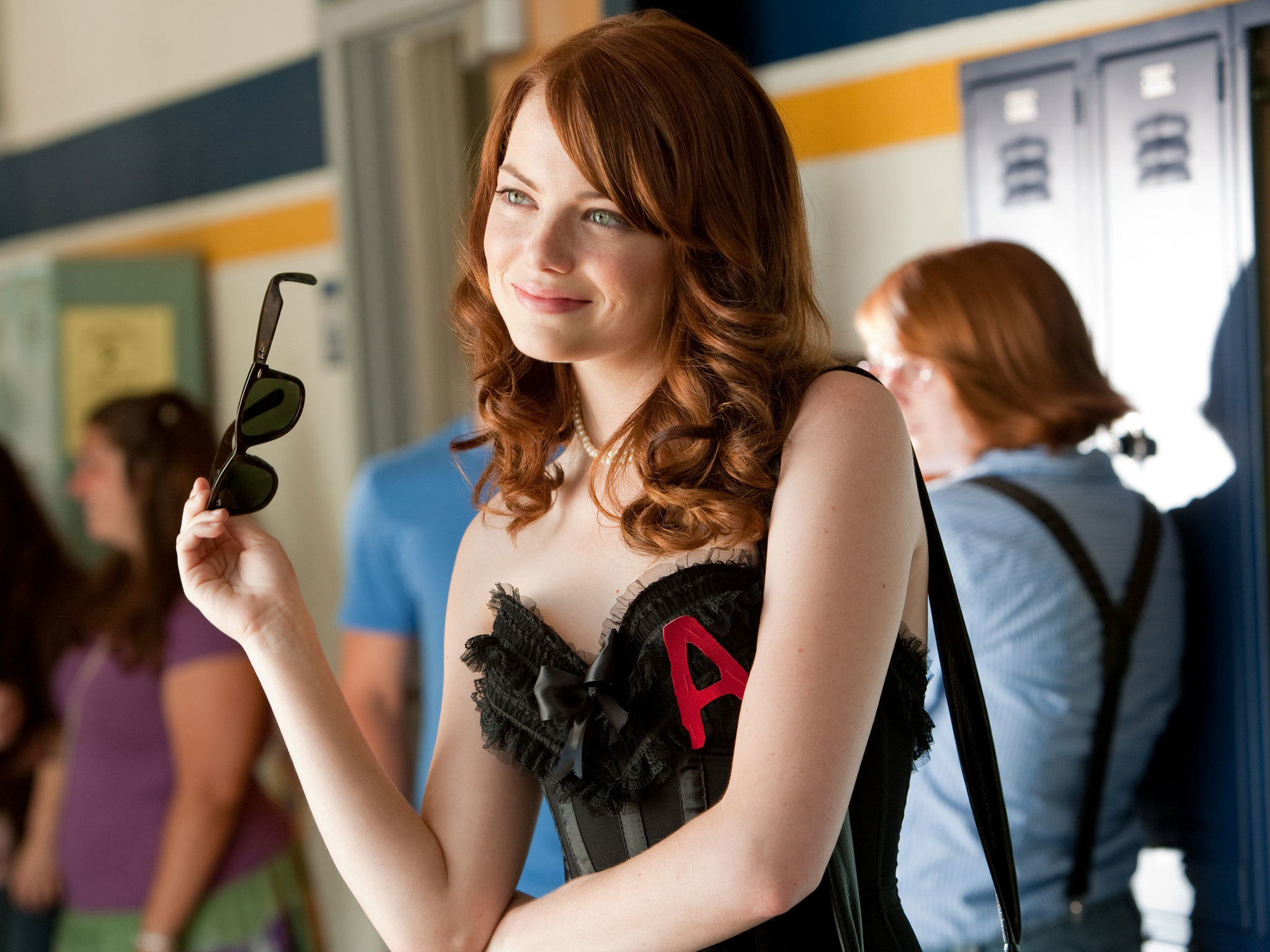 Olive Penderghast in 'Easy A'