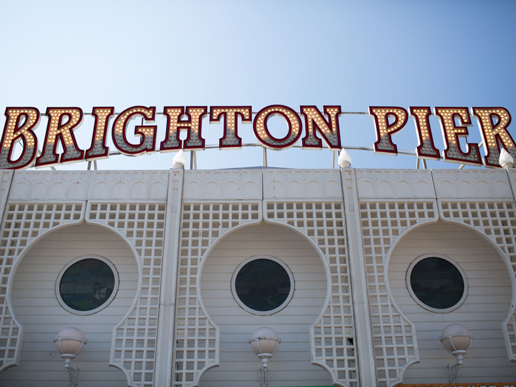 Be spontaneous in Brighton