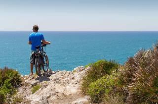 4 camins de ronda, GR92 Entre Sitges i Vilanova