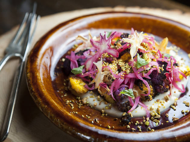 The Best Vegetarian Restaurants In America