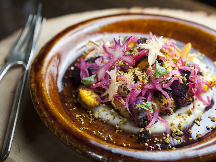 The best vegetarian restaurants in America