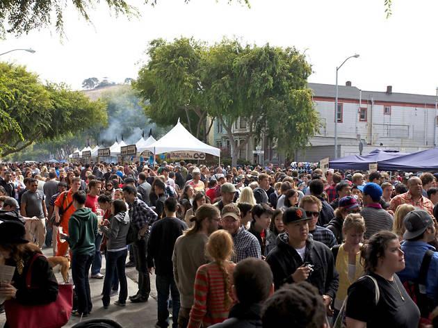 SF Street Food Festival