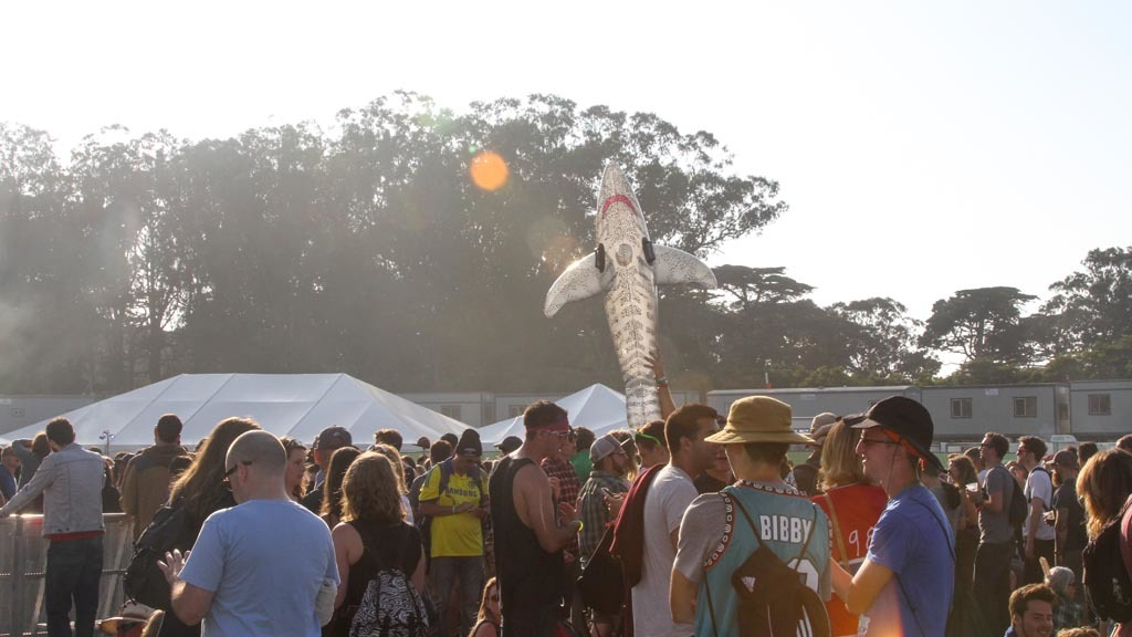 Outside Lands 2015, day 1