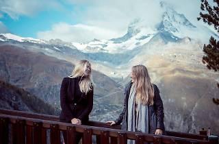 Zermatt Festival concerts at Rieffelalp