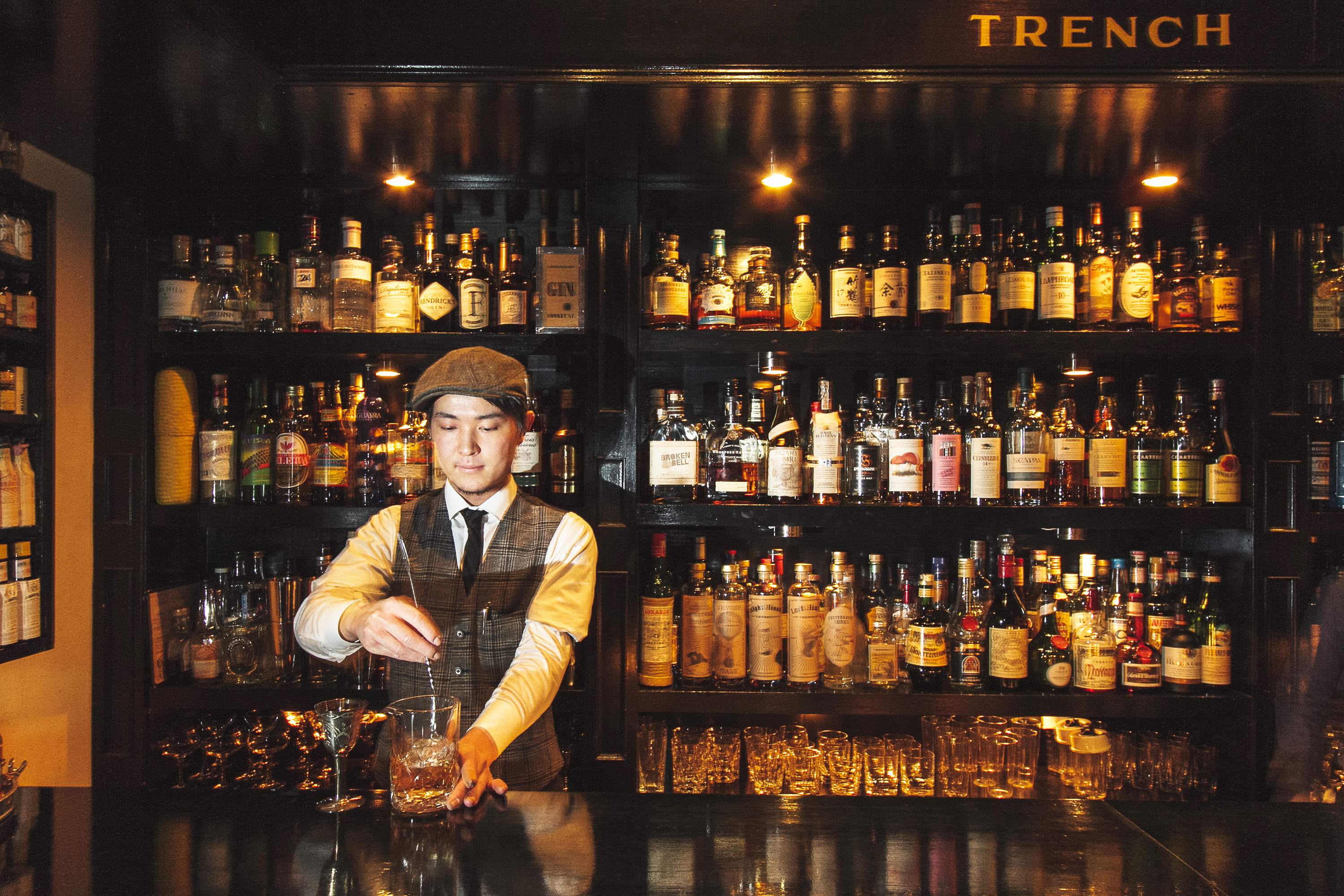 Bar Trench | Time Out Tokyo
