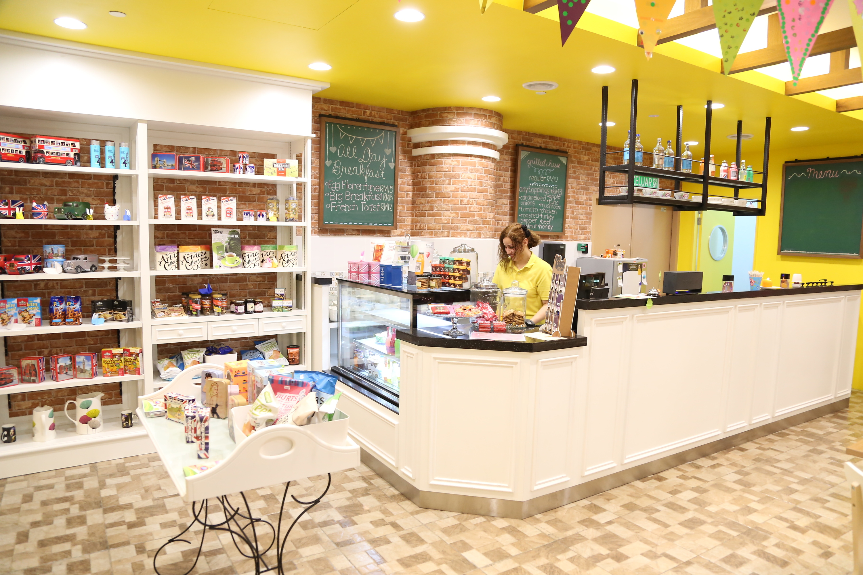 Primrose Hill Active Learning Tea Room