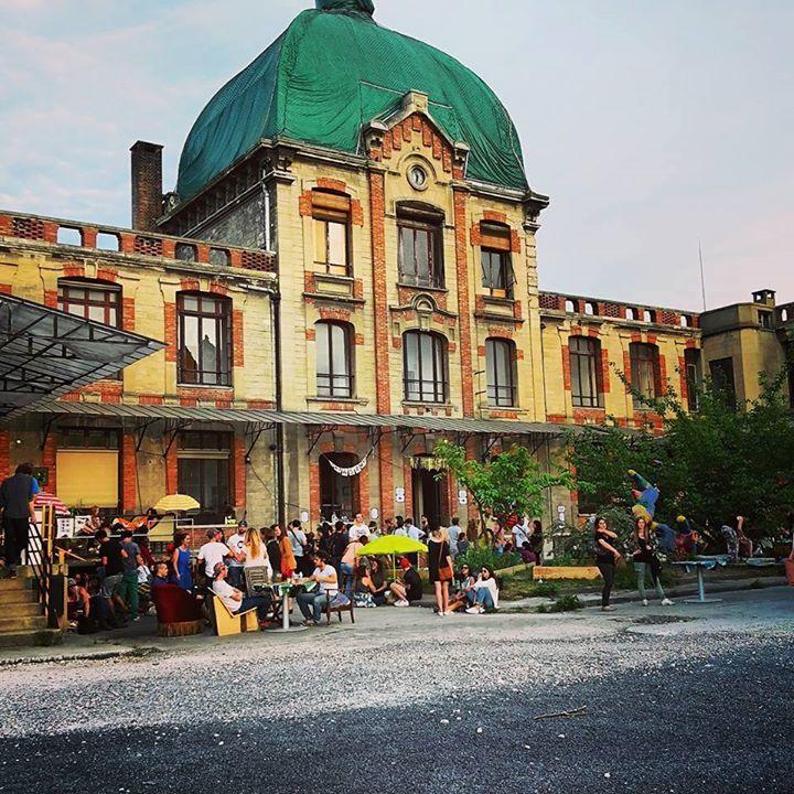 Les Dimanches au Pavillon, buvette participative nanterroise