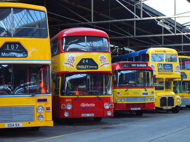 Bridgeton Bus Garage