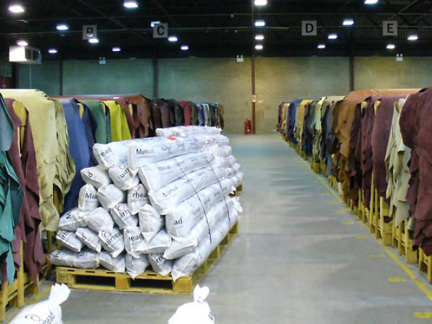 Dalamarnock Leather Works