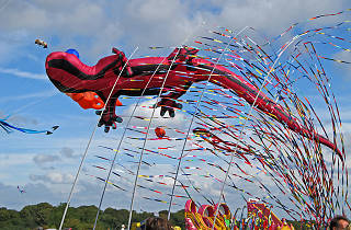 Bristol International Kite Festival
