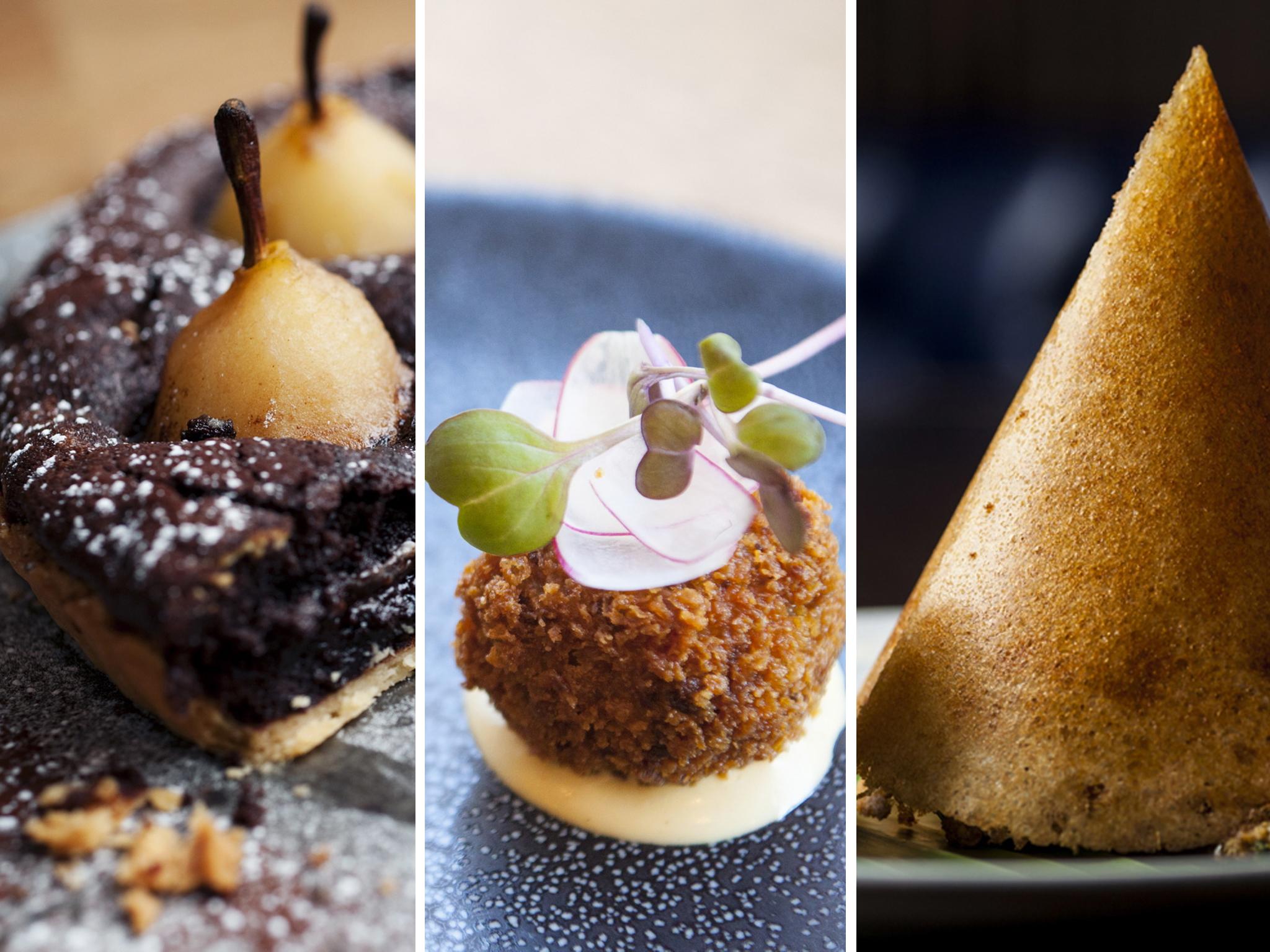 The 100 best restaurants checklist