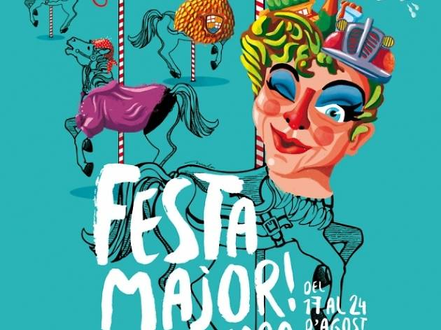 Festa Major Igualada 2015