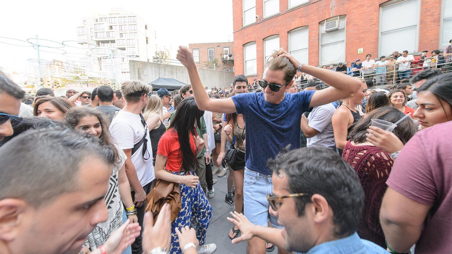 The full MoMA PS1 Warm Up 2019 schedule