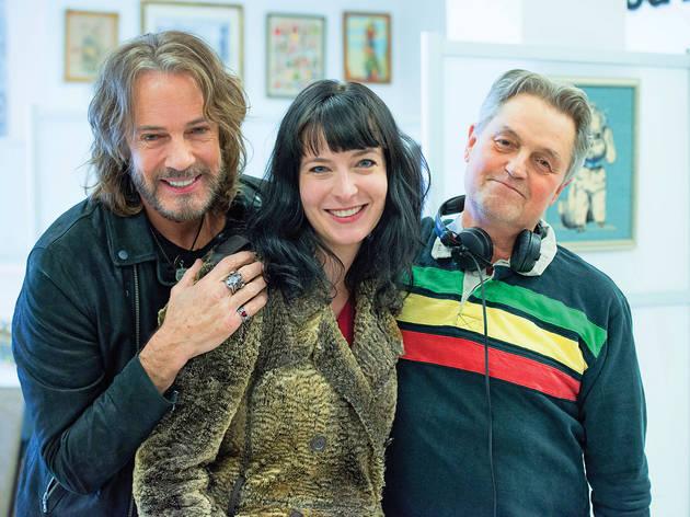 Rick Springfield, Writer Diablo Cody and Director Jonathan Demme
