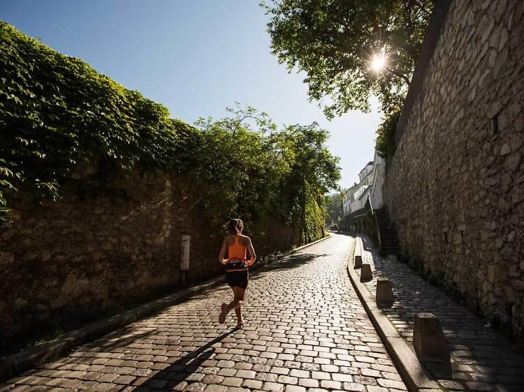 Horarios y tipos de entrenamiento