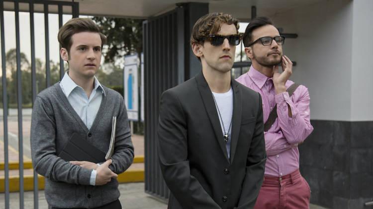 La primera serie latina de Netflix, Club de Cuervos