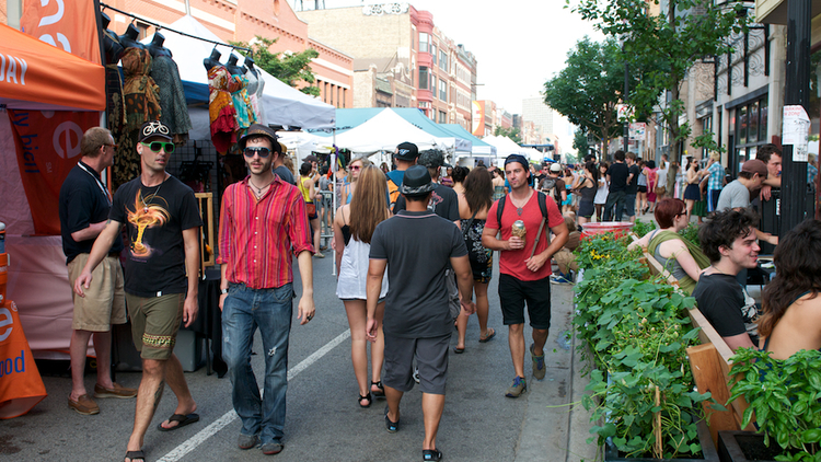 18 signs you know you're in Wicker Park