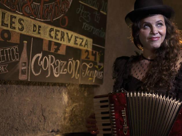 Carla Borghetti, Cositas que guarda el corazón