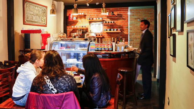 Cafés en Coyoacán