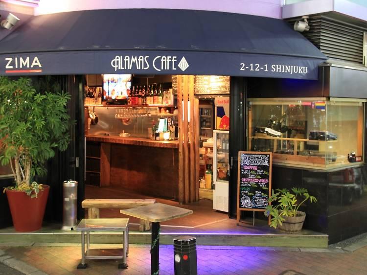 Alamas Cafe
