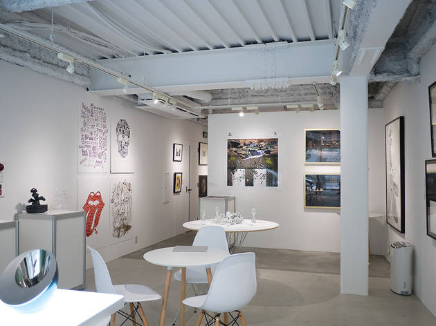 Best for contemporary: Walls Tokyo and...