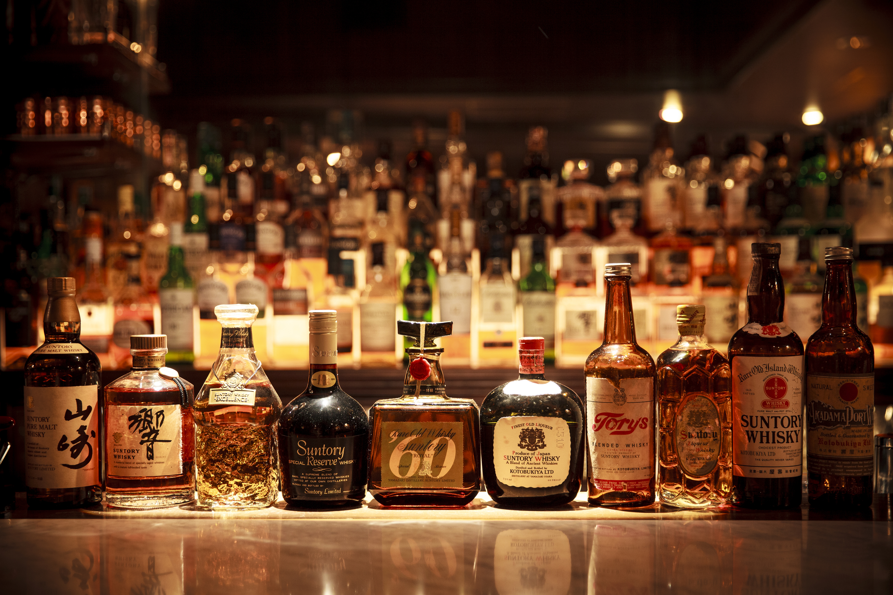Whisky at Apollo | Time Out Tokyo