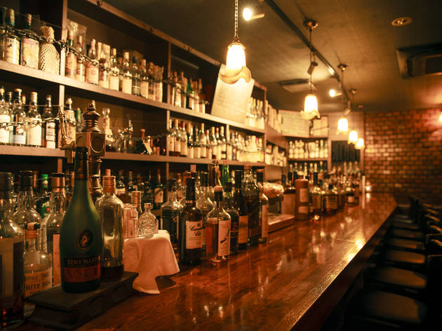 Bar Plat | Time Out Tokyo