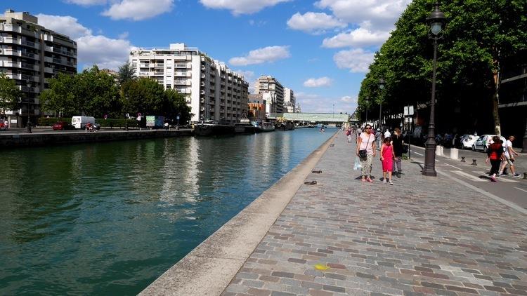 L'été du canal de l'Ourcq