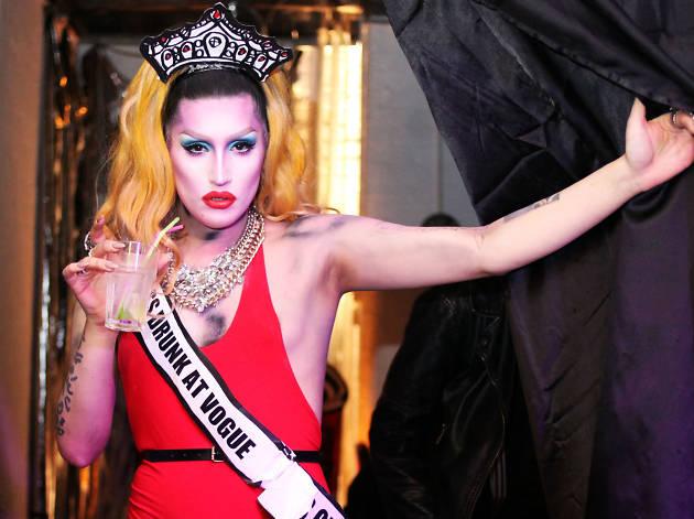 Pride drag