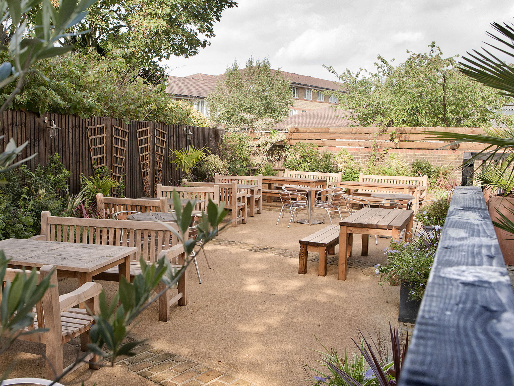 London's best beer gardens, Rosendale