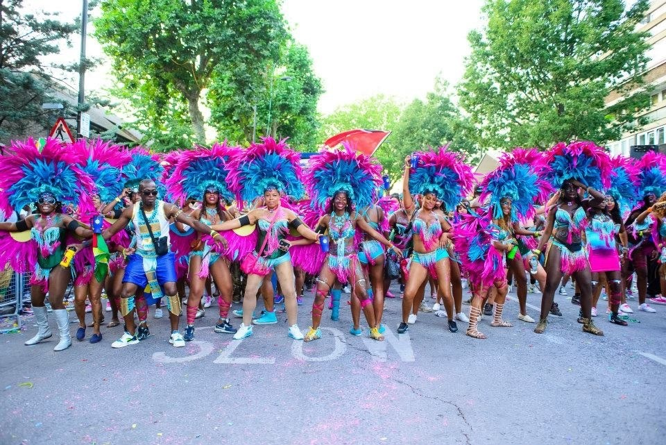 This one time at Notting Hill Carnival…