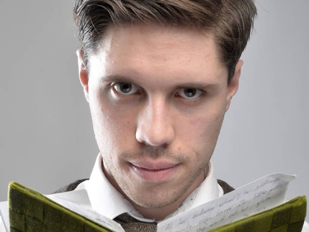 Adam Blampied: I am Mr Children Man