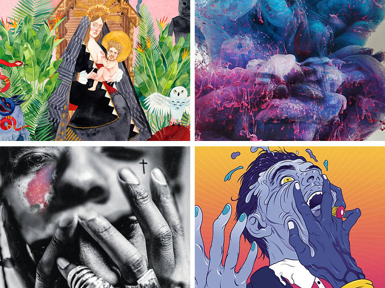 The 20 best albums of 2015