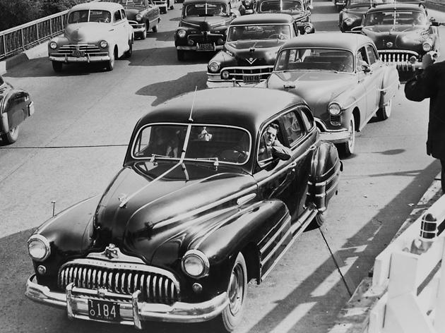 West Side Highway, 1953