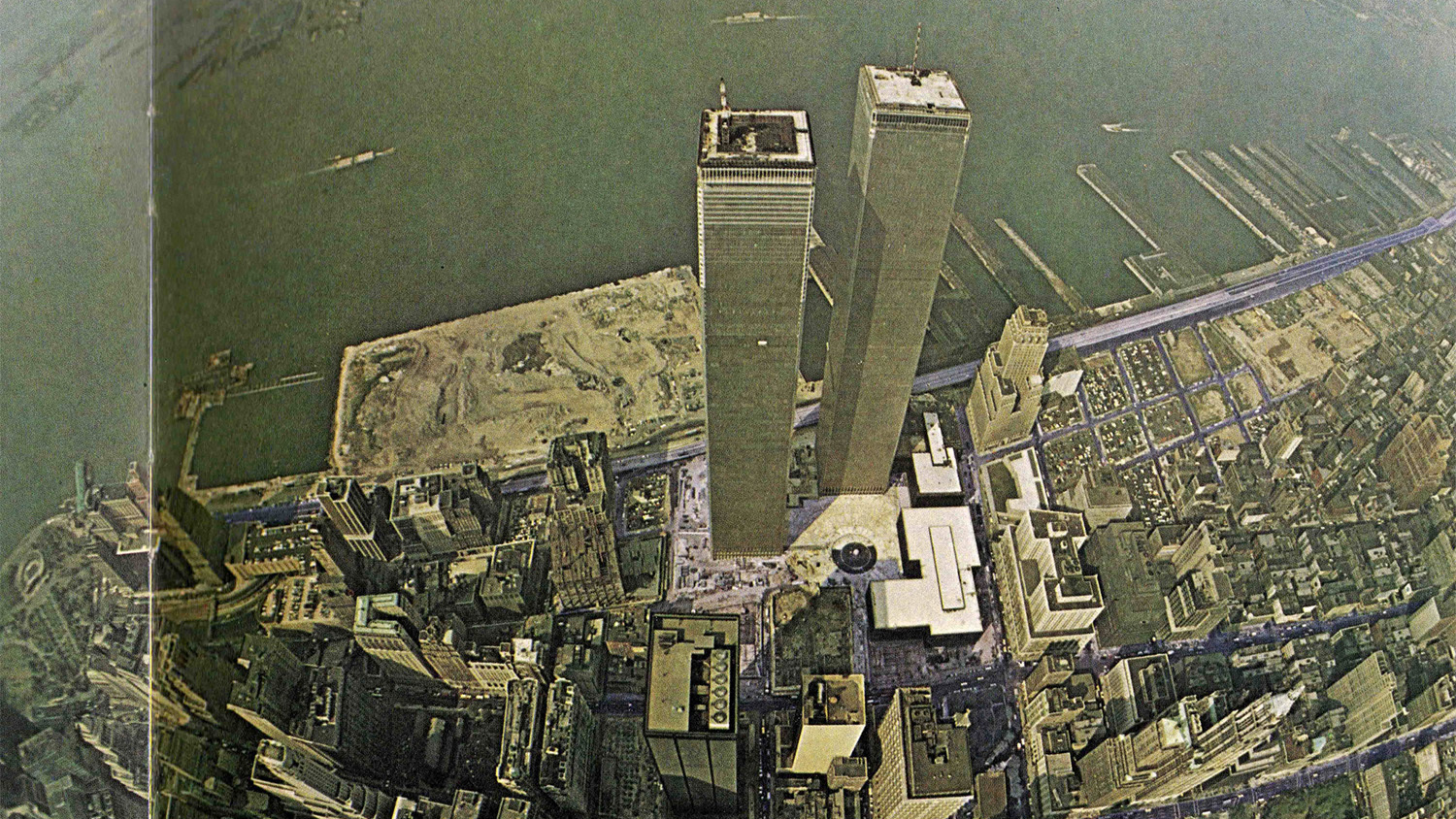 World Trade Center, 1972