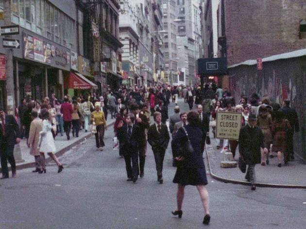 April 1974, Maiden Lane