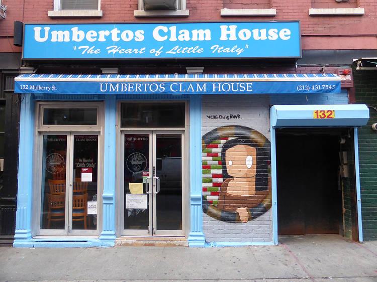 Umbertos Clam House