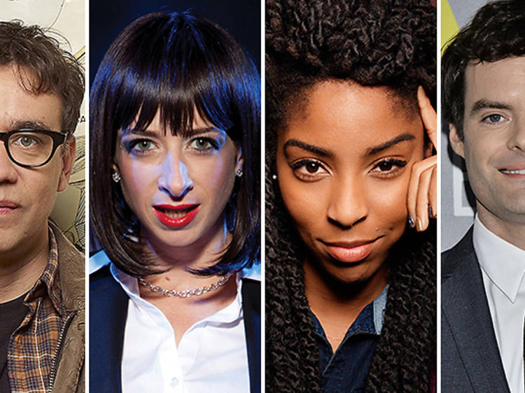 Check out the 50 funniest New Yorkers